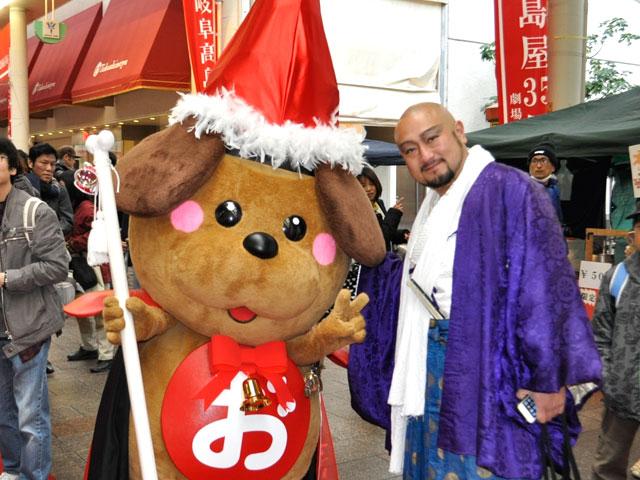 斉藤道三(岐阜城盛り上げ隊)